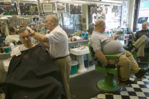 barber feature